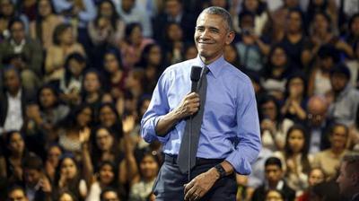 Obama visitará Argentina para Cumbre Ambiental