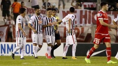Libertad se mete de lleno en la Sudamericana