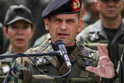 Maniobras militares en Venezuela, bajo tensión con EE.UU.