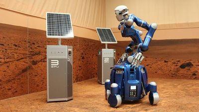 La inteligencia artificial puesta a prueba desde la Estación Espacial