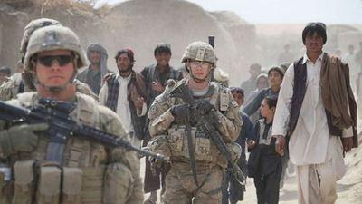 Unos 11.000 soldados estadounidenses fueron a Afganistán