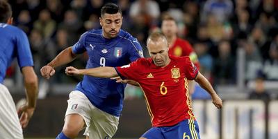 España-Italia, uno de los dos en busca del repechaje