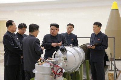 UE considera grave provocación el ensayo nuclear de NorCorea