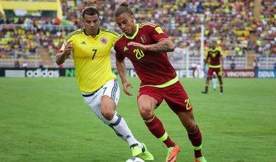 Venezuela mantendrá a tres sub20 como titulares frente a Argentina