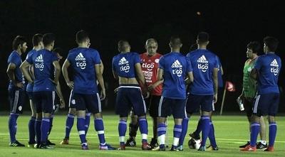 Dudas antes del partido ante Uruguay
