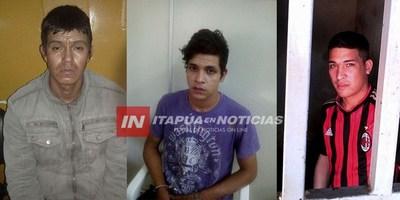 POLICÍA INFORMA DE 26 DETENCIONES EN CUATRO DÍAS