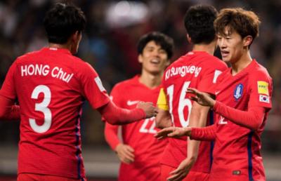 Corea se mete a la gran cita de selecciones