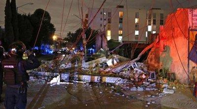 Terremoto en México: Cifra de muertos sube a 32