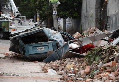 México suma 32 muertos por terremoto
