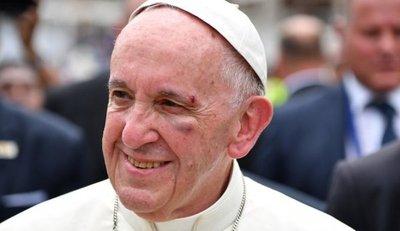 Papa pide terminar con lacra del narcotráfico