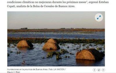 Creen que emergencia del agro argentino no afectará al país