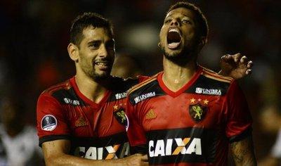 Sport Recife perdona y deja con vida al Ponte Preta