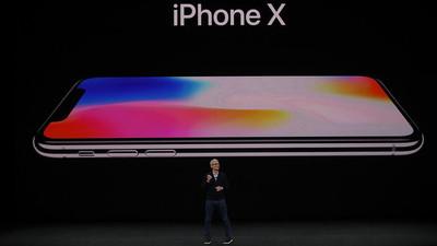 Apple presentó sus iPhone 8, iPhone 8 Plus y iPhone X