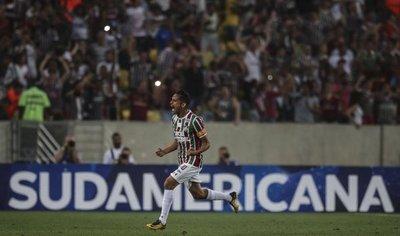 El Fluminense vence con lo justo a la Liga de Quito