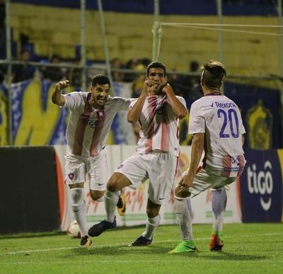 Cerro Porteño se quedó con la victoria en Luque
