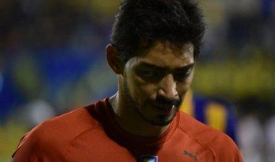 Tobías Vargas fue separado del plantel principal de Luqueño