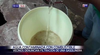 Vecinos denuncian contaminación de agua en Ciudad del Este