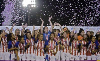 Paraguayas conocen sus itinerarios en la Libertadores