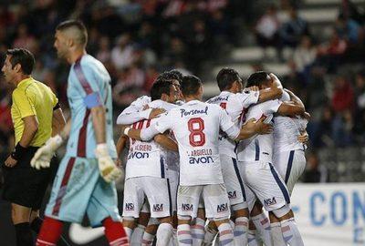 Nacional ya eliminó a tres campeones de América y ahora va por el cuarto