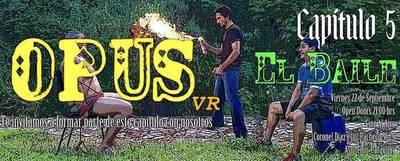 """El arte y la realidad virtual se unen al """"baile"""" de Opus este viernes"""