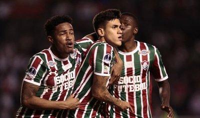 Fluminense elimina a Liga y avanza a cuartos