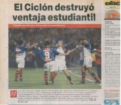 Como Cerro en 1999
