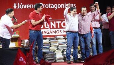 """Cartes insiste en presentar a Peña como una """"bendición del Señor"""""""
