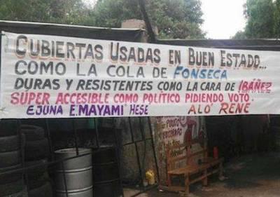 'Entre Amparo y las nalgas de la senadora': un vendedor hace plata con escándalos