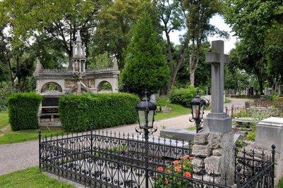 Cementerios y criptas: un recorrido por la Viena más siniestra