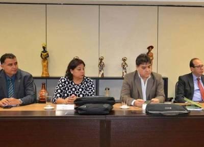 Paraguay y Brasil comparten experiencias en programas de regularización agraria