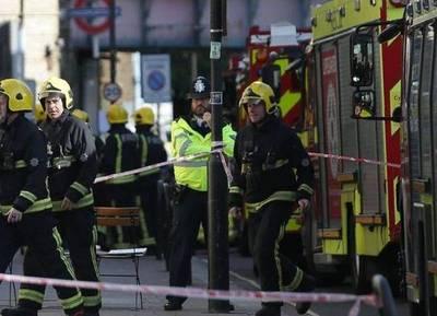 Atentado en el metro de Londres dejó al menos 22 heridos