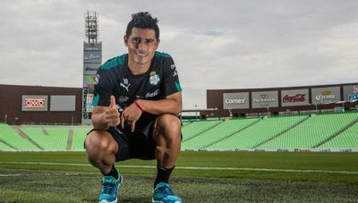 "Osvaldito Martínez: ""Me sentí con ganas de llorar"""