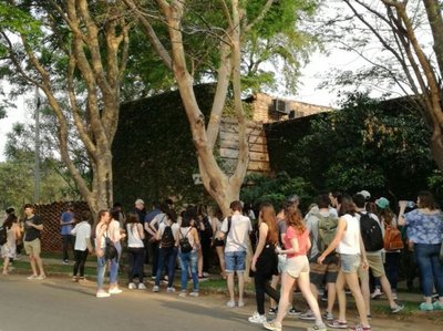 Estudiantes cordobeses exploraron arquitectura