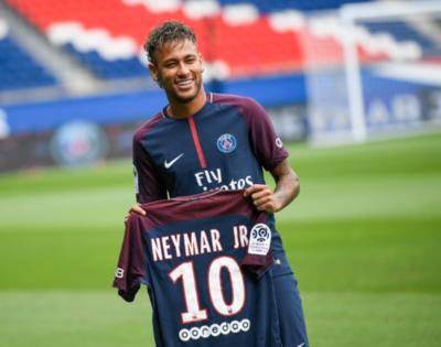 El escandaloso sueldo que recibe Neymar