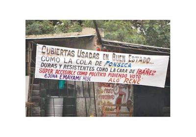 Gomero alertó que la senadora  Fonseca lo quiere demandar