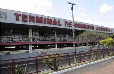 Hombre fallece tras sufrir infarto en la Terminal