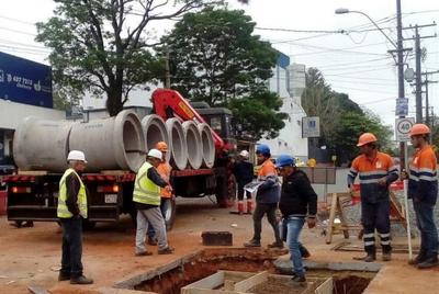 Clausuran calles de San Lorenzo por 30 días