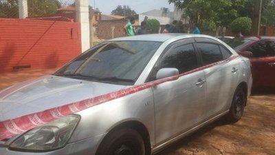 Cuatro mujeres resultaron víctimas de robacoches