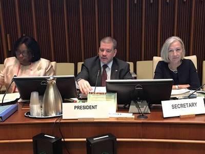 Ministro Barrios preside 29ª Conferencia de la Organización Panamericana de la Salud