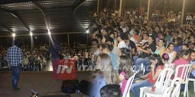 INCULCAN VALORES CRISTIANOS A 1500 JÓVENES DE MA. AUXILIADORA.