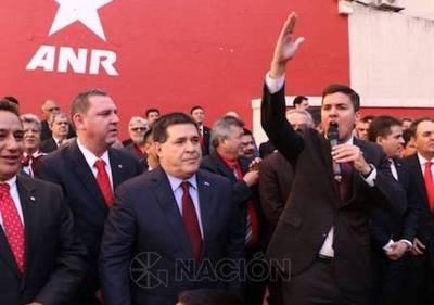 """Santi: """"Cartes será el senador más votado de la historia"""""""