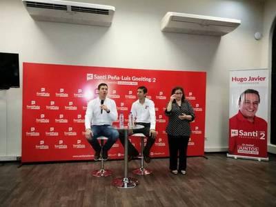 Universitarios dejan a Marito y respaldan a Peña