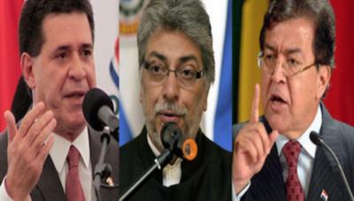 Cartes no debe renunciar: Lugo recuerda que Nicanor fue electo siendo presidente