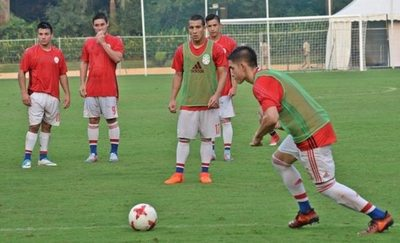 Albirrojita Sub 17 ya palpita el debut