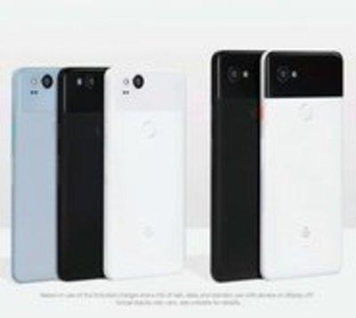Pixel 2 y Pixel 2 XL, los nuevos celulares de Google