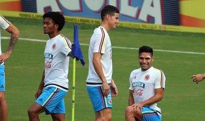 El equipo que José Pekerman pondría frente a Paraguay