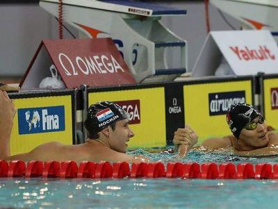 Hockin se alza con la presea de bronce en 100 metros libres