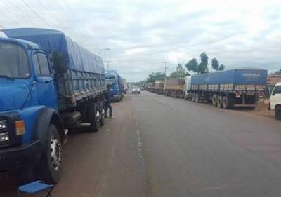 Camioneros van a paro nacional por tiempo indefinido