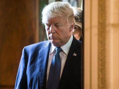 """Trump y su críptico comentario: """"Ya lo sabrán"""