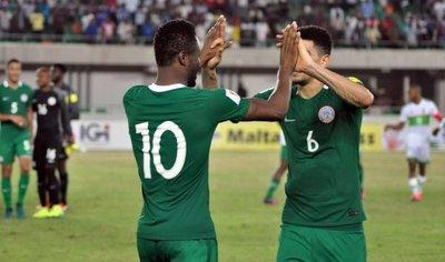 Nigeria, primera selección africana que se clasifica para el Mundial